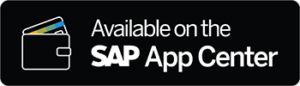 Available on the SAP App Center Logo