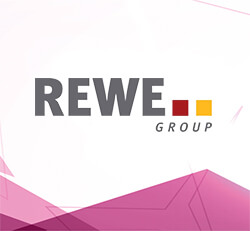 Transparent structures at the Rewe group