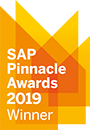 SAP Pinnacle Awards 2019 Winner Logo