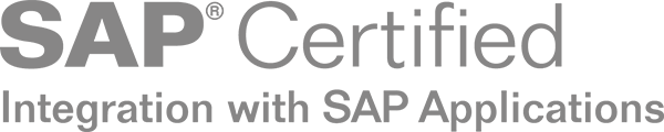 SAP Certified - Integration with SAP Applications