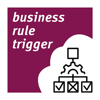 Icon Ingentis business rule trigger