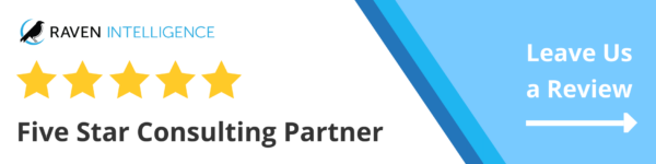 Ingentis is five star consulting partner at Raven Intel
